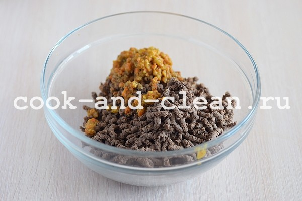 заварное тесто для профитролей рецепт