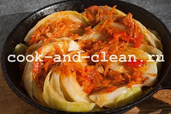 капустные язычки рецепт с фото