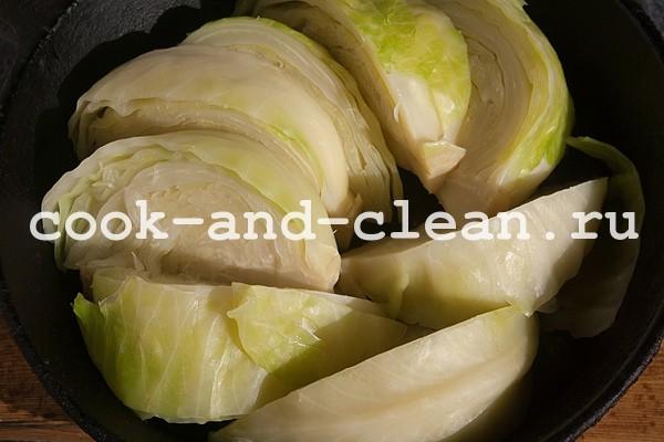 капустные язычки рецепт