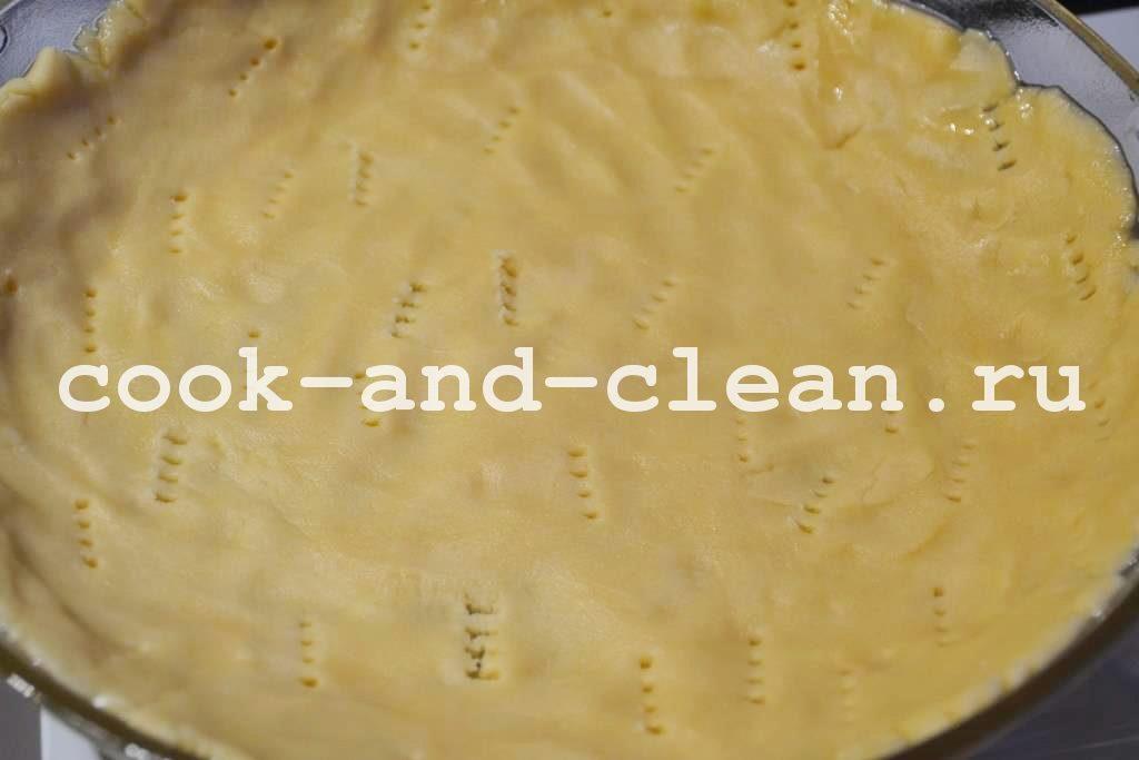 киш лорен рецепт с фото