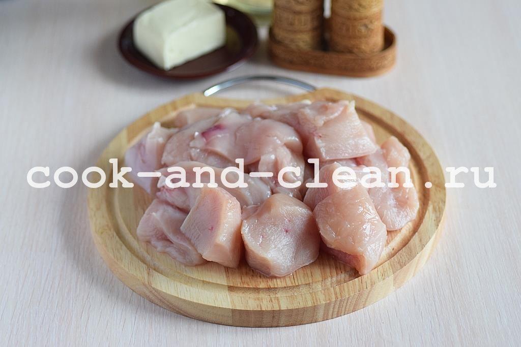 куриные сосиски в домашних условиях
