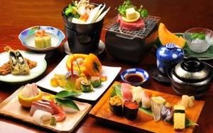 кухня японии