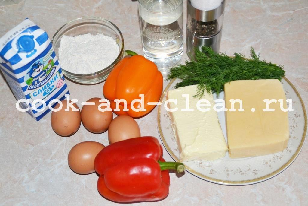 пирог киш лорен рецепт