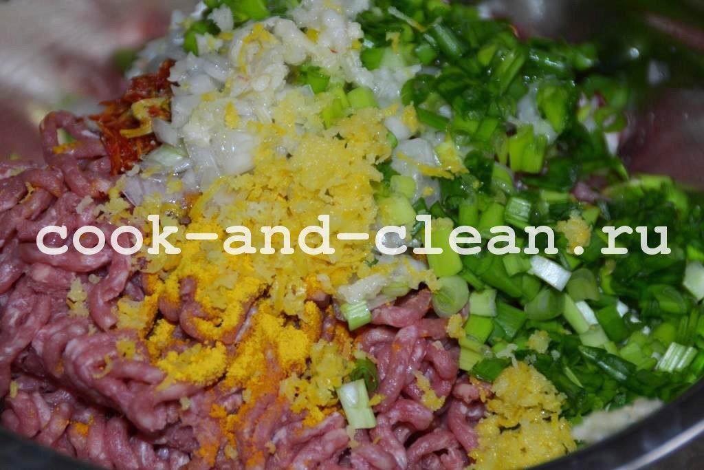 рецепт кебаба в домашних условиях