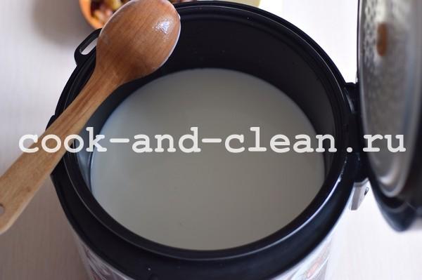 рисовая каша в мультиварке рецепт с фото