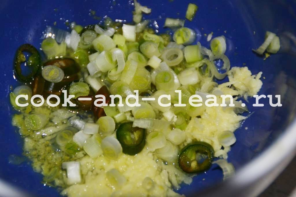 рисовая лапша с овощами рецепты