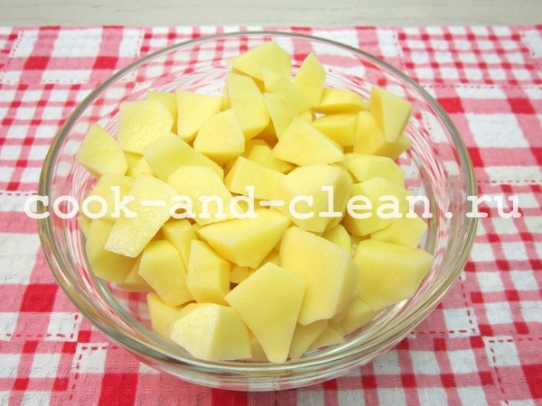 суп из шампиньонов рецепт фото