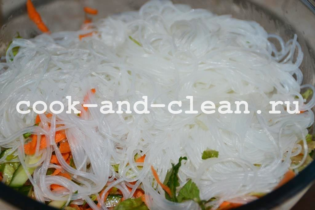 вьетнамская кухня рецепты салатов