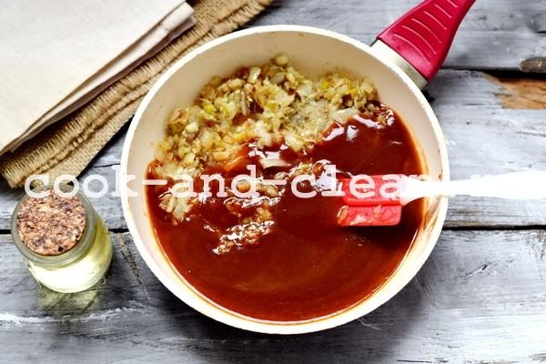 говядина в кисло сладком соусе