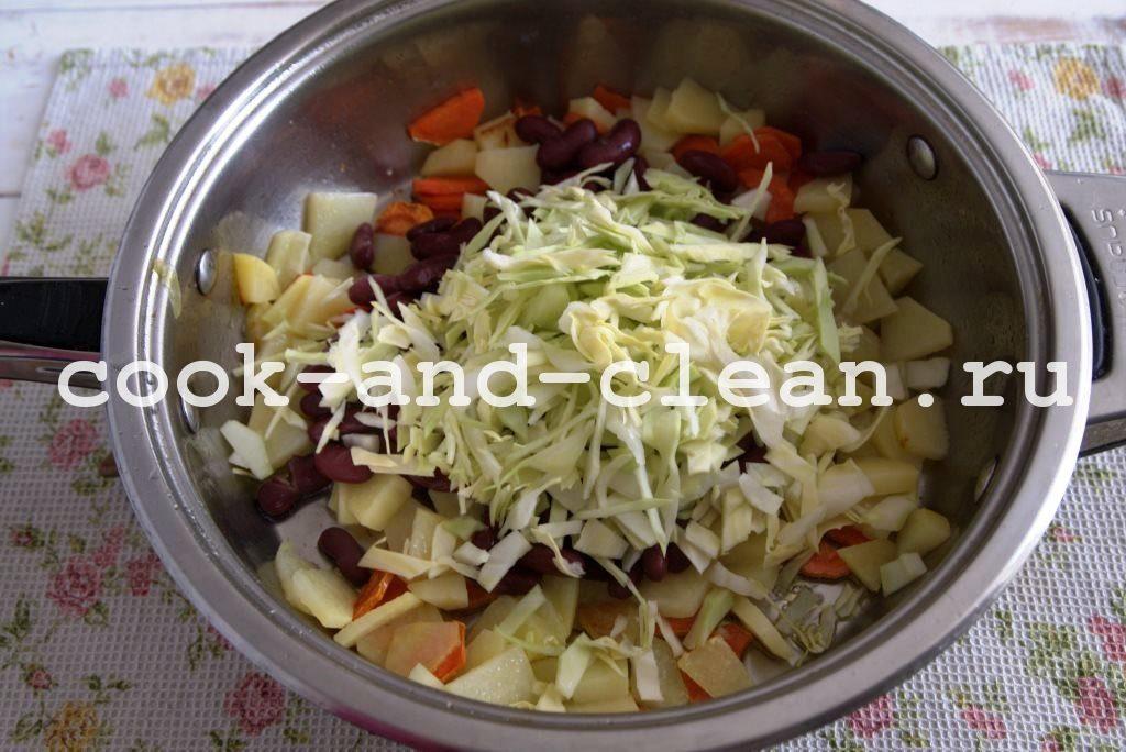 как приготовить домашнее рагу