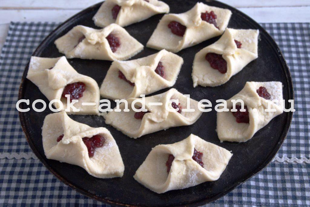 как сделать творожное печенье