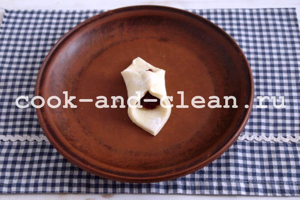 легкий рецепт творожного печенья