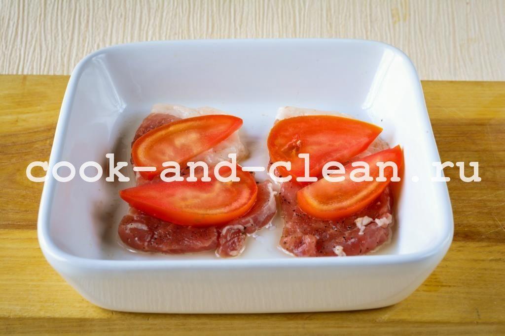 мясо по царски с фото