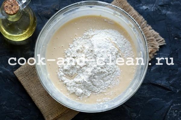 оладьи на молоке пышные рецепт с сухими