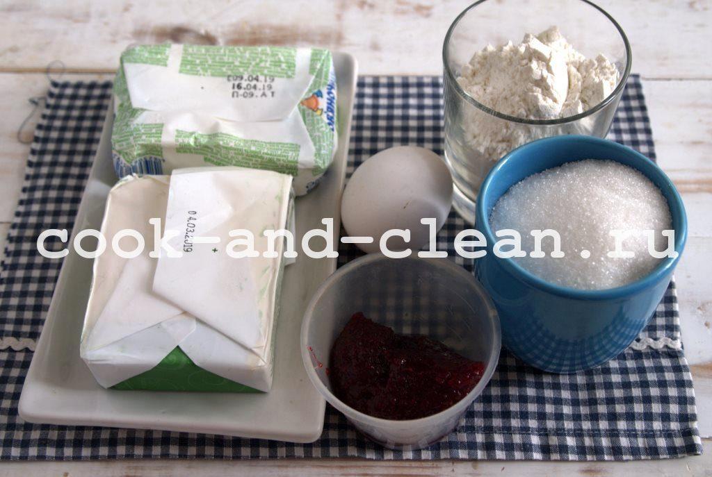 рецепт вкусного творожного печенья в домашних условиях