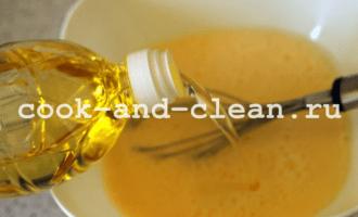 блинчики со шпинатом и сыром