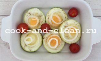 кабачки запеченные в духовке рецепты быстро