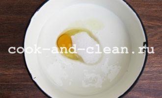 рецепт самых пышных оладий на кефире