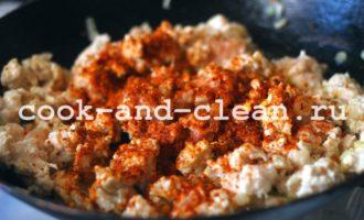 запеканка с баклажанами в духовке рецепт