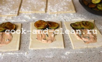 кабачки в тесте в духовке
