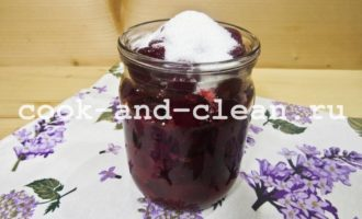 приготовление вишни в собственном соку