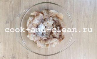 рецепт морского окуня в духовке со сметаной
