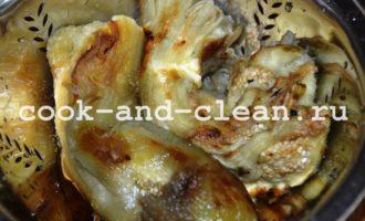 икра из запеченных баклажанов рецепт