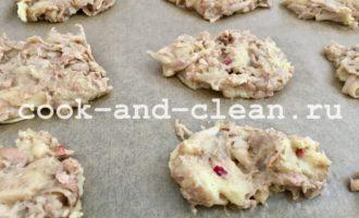 как приготовить печенье с яблоками