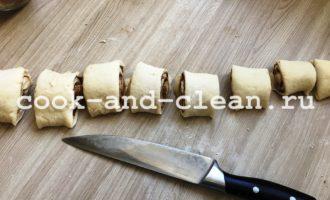 пышные булочки как приготовить