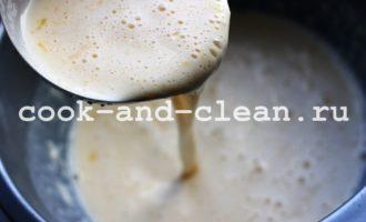 блины на молоке с содой рецепт
