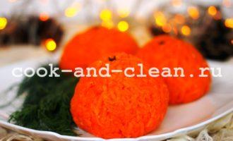 вкусная закуска на новый год рецепт фото