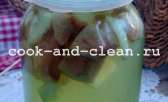 домашняя яблочная наливка рецепт