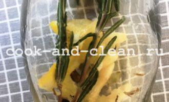 заправка для салата лимон оливковое масло