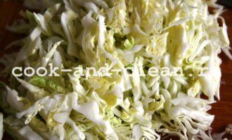 как приготовить борщ с капустой и свеклой