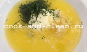 как приготовить чесночное масло в домашних