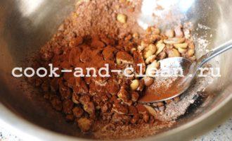 колбаска из печенья фото