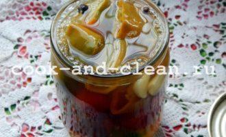 консервация горького перца на зиму с медом
