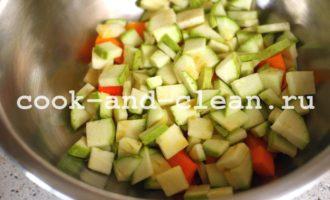 куриные котлеты с овощами рецепт