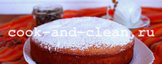 пирог с творогом рецепт с фото пошагово