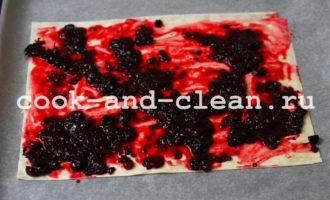 пирог с ягодами рецепт с фото
