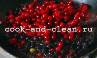 пирог с ягодами рецепт