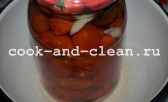 помидоры консервированные простые