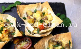 рецепты праздничных закусок на новый год