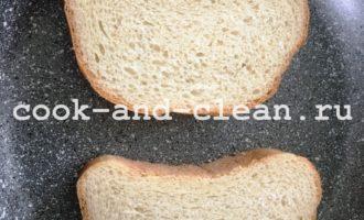 рецепт вкусных бутербродов на завтрак фото