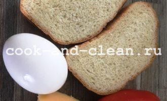 рецепт вкусных бутербродов на завтрак
