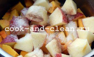 рецепт тыквенного пюре на зиму