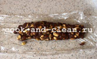 сладкая колбаска из печенья рецепт классический