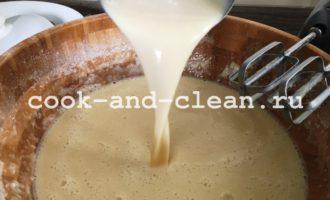 блины ажурные на молоке с кипятком тонкие