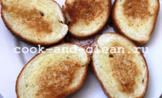 бутерброды со шпротами рецепты и сыром