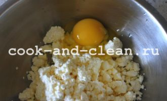 ватрушки с творогом рецепт